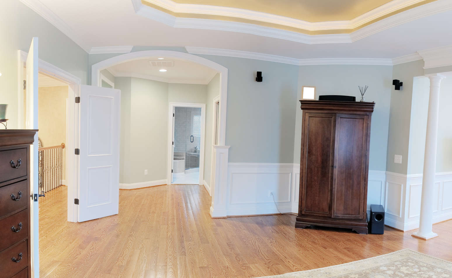 Cornice and Coving